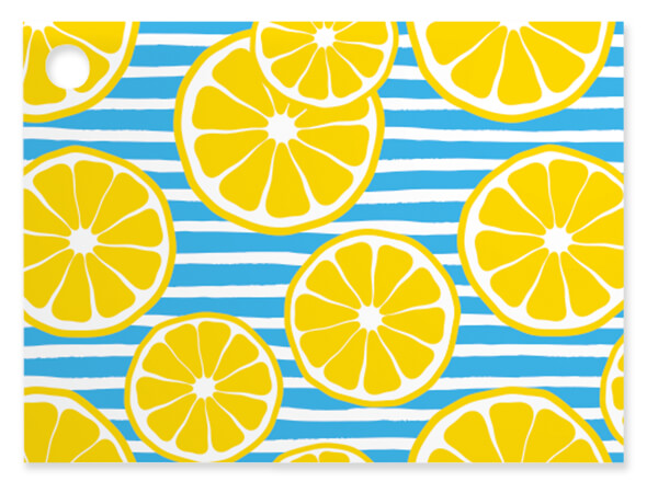 Lemon Theme Gift Cards 3.75x2.75, 6 Pack