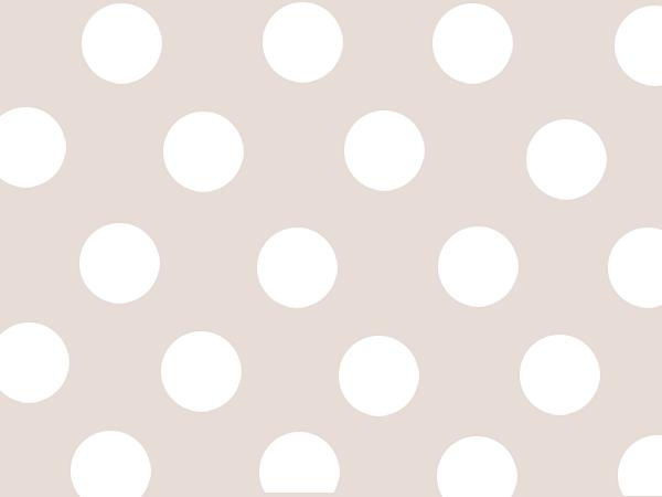 "Polka Dot Pearl 7-3/8""x100' Gift Wrap Jeweler's Roll"
