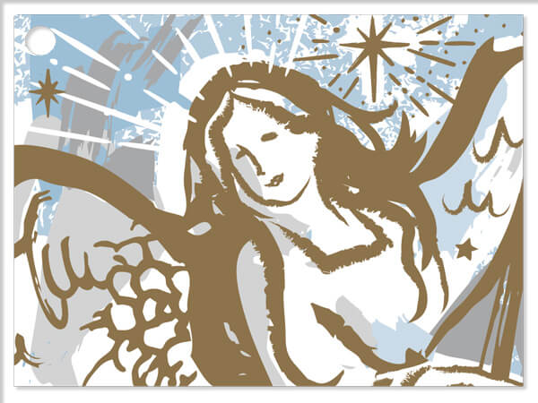 Musical Angels Gift Card