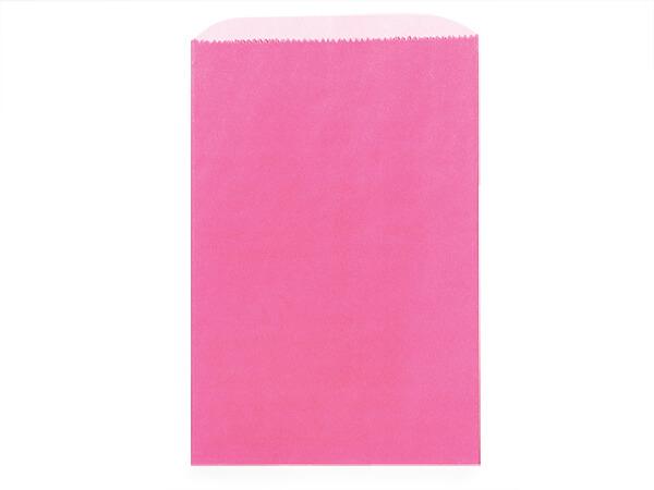 "Wild Rose Paper Merchandise Bags, 6.25x9.25"", 1000 Bulk Pack"