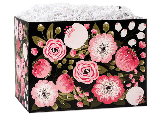 Moonlit Blooms Basket Boxes