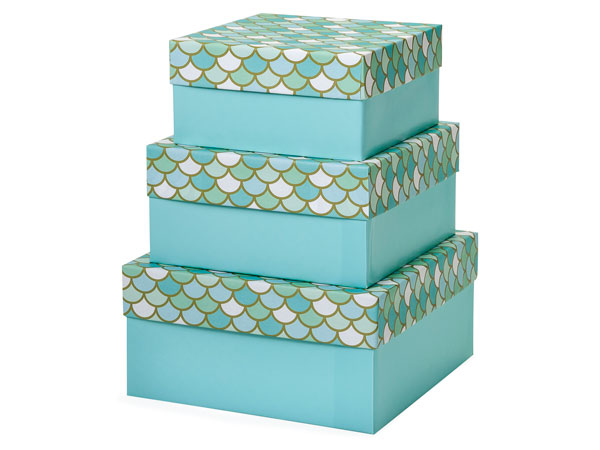 Mermaid's Paradise USA Nested Tower Boxes