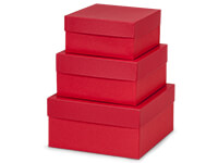 Wild Cherry Nested Boxes