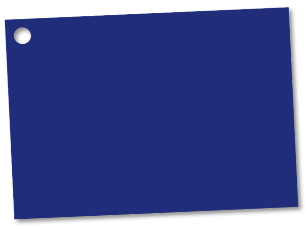 Solid Navy Blue Theme Gift Cards 3-3/4x2-3/4""