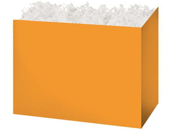 Orange Basket Boxes