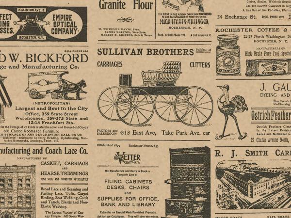 """Newsprint Kraft Tissue Paper, 20x30"""", 12 Soft Fold Sheets"""