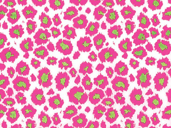 """Wild Cat Pink Tissue Paper, 20x30"""", Bulk 240 Sheet Pack"""