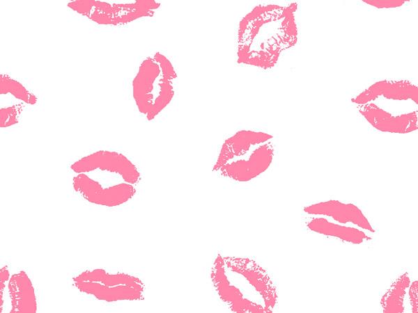 "Luscious Lips Tissue Paper, 20x30"", Bulk 240 Sheet Pack"