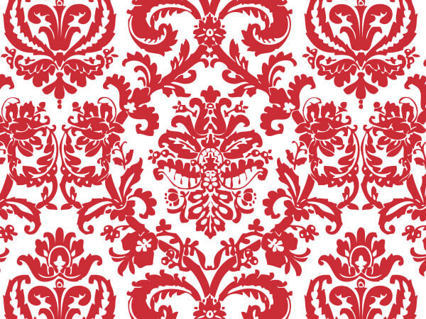 """*Red Flourish Recycled 240~20""""x30"""" Sheets Tissue"""
