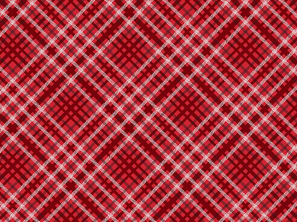 "Christmas Holiday Plaid Tissue Paper, 20x30"", 12 Soft Fold Sheets"