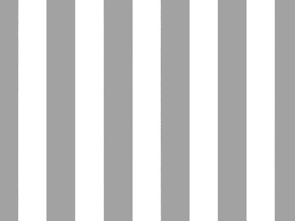 "Silver Metallic Stripe Tissue Paper 20x30"", 12 Soft Fold Sheets"