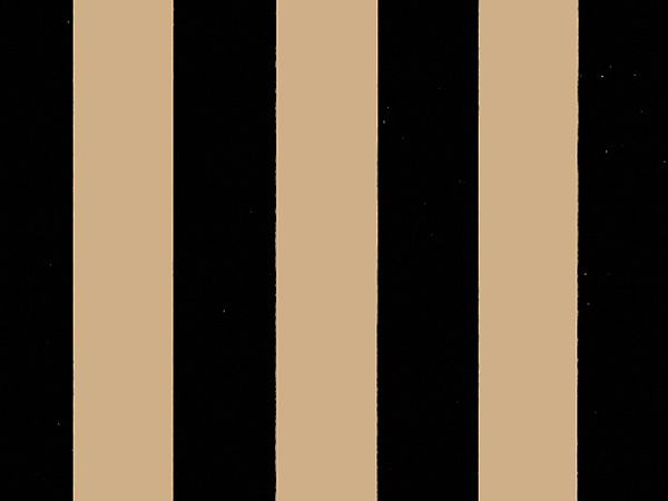"Black Stripes Kraft Tissue Paper, 20x30"", Bulk 120 Sheet Pack"