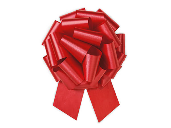 Hot Red Pull Bow