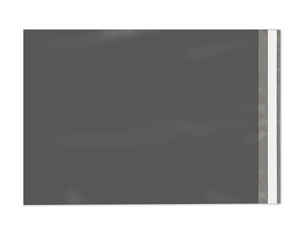 """10 x 13"""" Gray Poly Peel and Seal Envelopes, 100 Pack"""