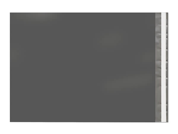 """12 x 15-1/2"""" Gray Poly Peel and Seal Envelopes, 100 Pack"""