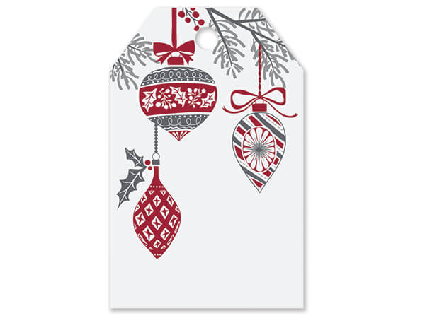 Heirloom Ornaments Gift Tag