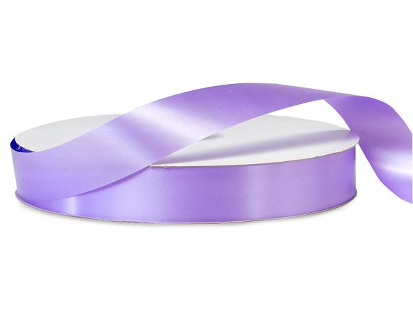 "Lavender Purple Poly Ribbon, 1-1/4""x250 yards"