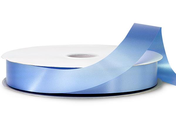 """Light Blue Poly Ribbon, 1-1/4""""x250 yards"""