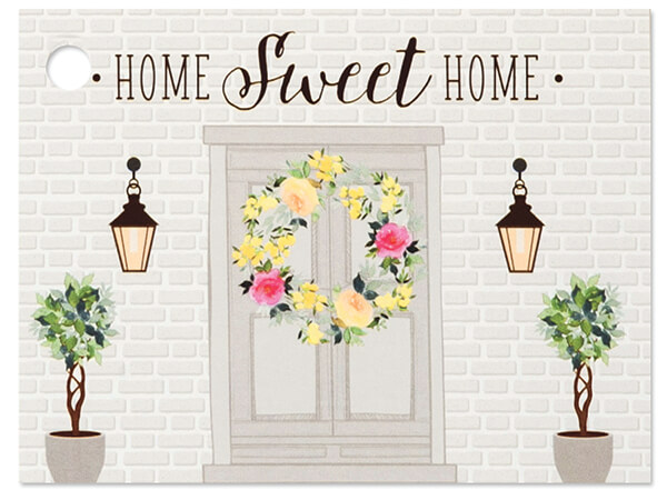 """Rustic Cottage Theme Gift Cards 3-3/4x2-3/4"""""""