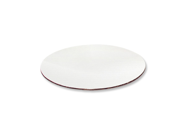 """*7"""" White Round Cake Boards, Clay Coated, 100 Pack"""