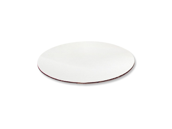 """*7"""" White Round Cake Boards, Clay Coated, 10 Pack"""
