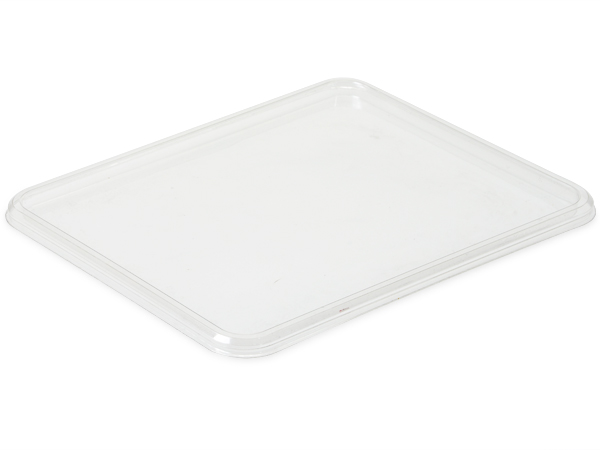 "9""x7"" Recessed Rectangle Lids"