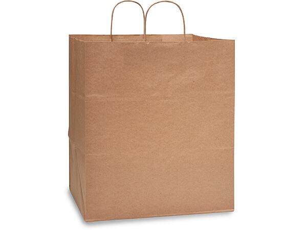 """Regal Brown Kraft Paper Bags 200 Pk 14x10x15.5"""""""
