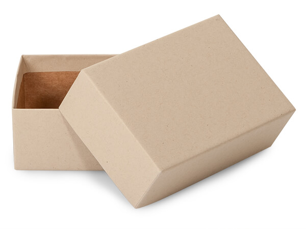 Brown Kraft Mailing Boxes, 4.5 x 3 x 1.75, 100 Pack