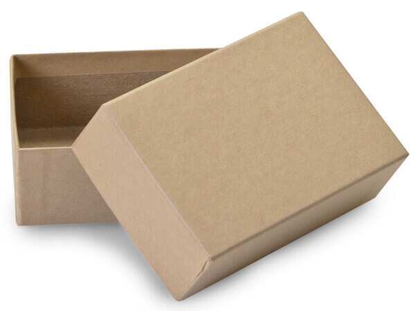 """Brown Kraft Mailing Boxes, 5.5x4x2"""", 100 pack"""