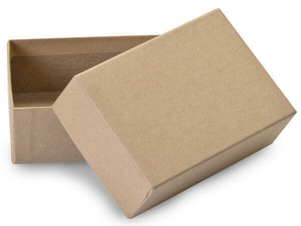 """Brown Kraft Mailing Boxes, 5.75x4x2.5"""", 50 Pack"""
