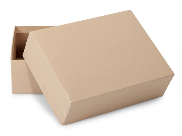 Brown Kraft Mailing Boxes, 8.25 x 6 x 2.75, 25 Pack