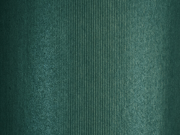"""Groove Stripe Navy Blue Wrapping Paper, 24"""" x 417', Half Ream Roll"""