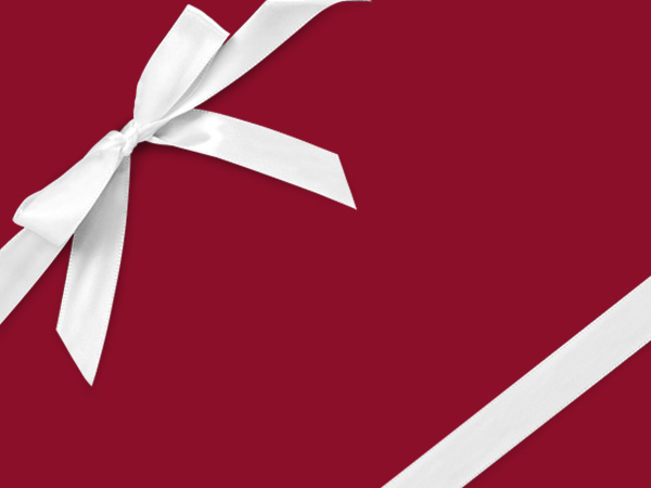 "Wild Plum  24"" x 417' Half Ream Roll Gift Wrap"