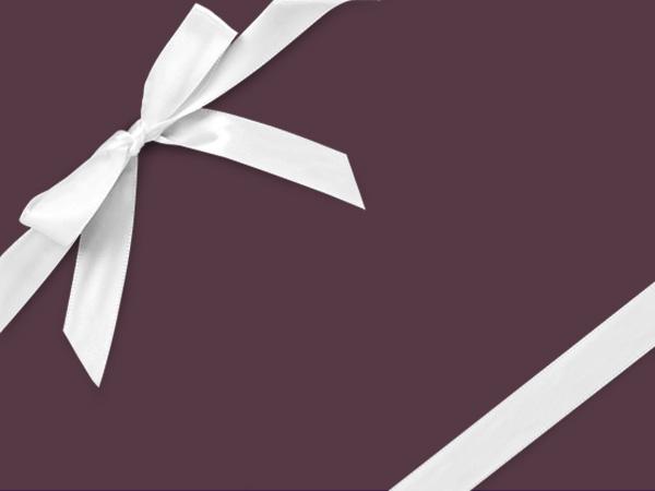 "Purple Velvet Touch Iridescent Gift Wrap, 24"" x 417', Half Ream Roll"