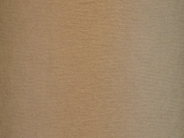 """Natural Crepe Wrapping Paper 24"""" x 417', Half Ream Roll"""