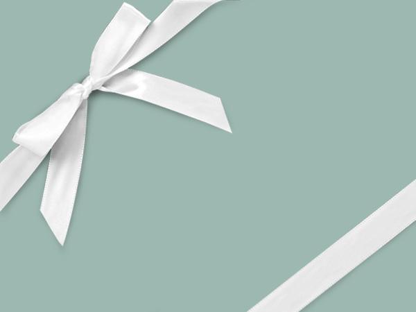 "Green Metallic  30"" x 417' Half Ream Roll Gift Wrap"