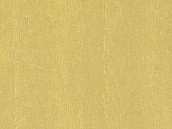 """Gold Embossed Moire 30"""" x 417' Half Ream Gift Wrap (Foil)"""