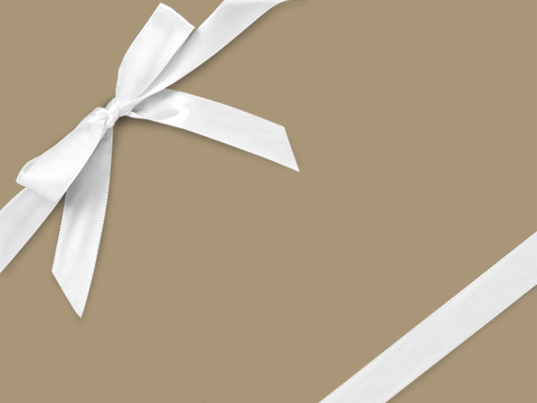 """Toasted Almond Wrapping Paper 26"""" x 417', Half Ream Roll"""