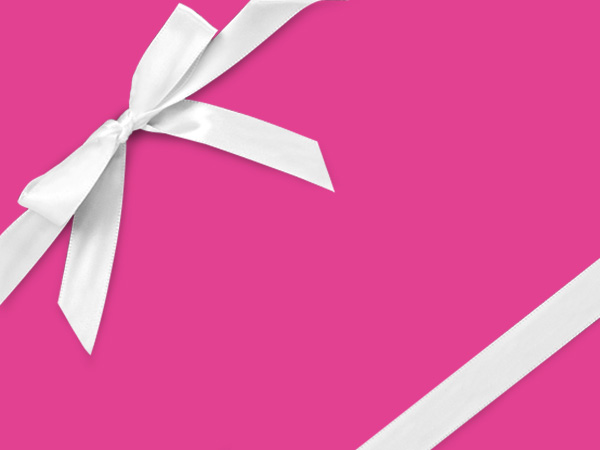 """Magenta Chromecast Wrapping Paper 30"""" x 833', Full Ream Roll"""