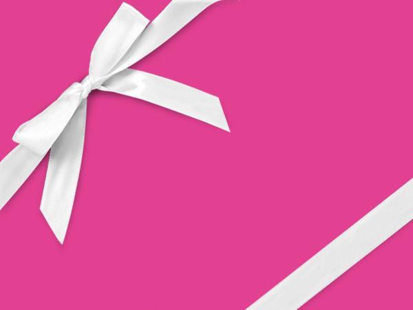 "Magenta Ccast  30"" x 417' Half Ream Roll Gift Wrap"