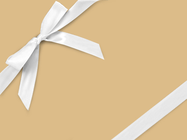 "Pale Gold Foil  26"" x 833' Full Ream Gift Wrap (Foil)"