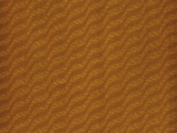 """Antique Gold Embossed Wave 26""""x417' Half Ream Roll Gift Wrap"""