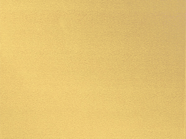 "Pale Gold Embossed Silk 24"" x 417' Half Ream Gift Wrap (Foil)"