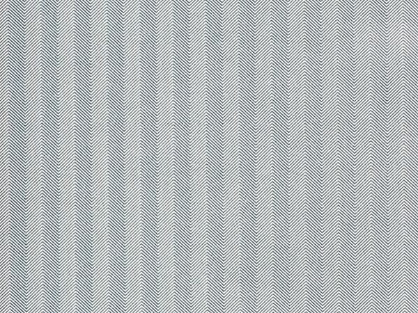 "Pale Silver Herringbone 24""x833' Full Ream Embossed Gift Wrap (Foil)"
