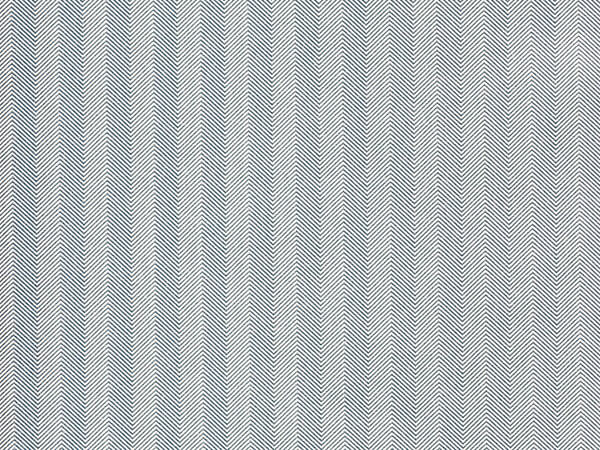 "Pale Silver Herringbone 26""x833' Full Ream Embossed Gift Wrap (Foil)"