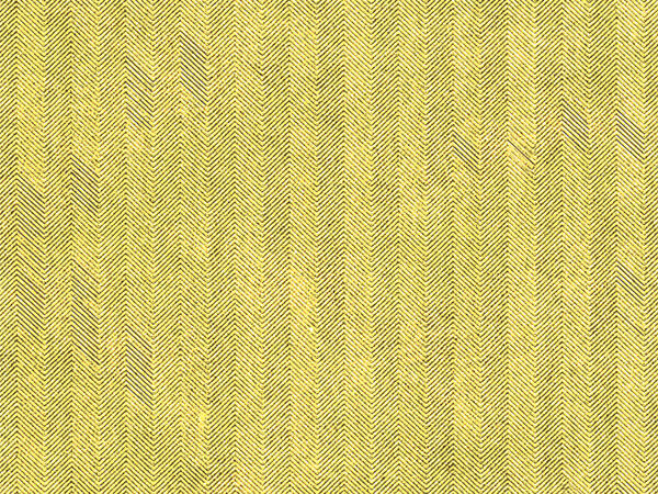 "Gold Embossed Herringbone 30""x 833' Full Ream Gift Wrap (Foil)"