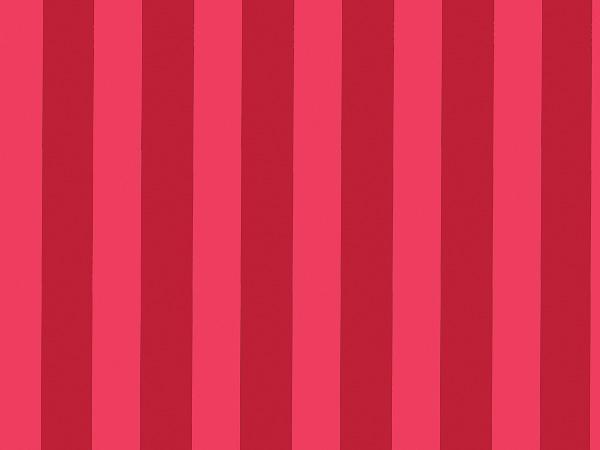"Red Stripe Foil  24"" x 417' Half Ream Gift Wrap (Foil)"