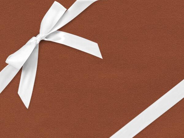 """Copper Ore 24"""" x 417' Half Ream Roll Gift Wrap"""