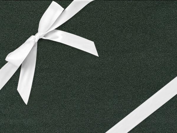 "Black Ore 30"" x 417' Half Ream Roll Gift Wrap"