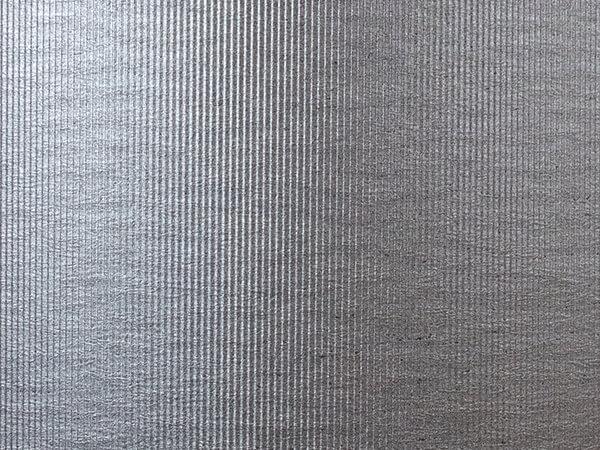 "Black Metallic Kraft Wrapping Paper 30"" x 417', Half Ream Roll"